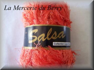 Laine Salsa, rouge