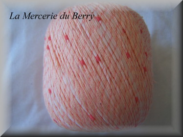 Coton à tricoter, orange