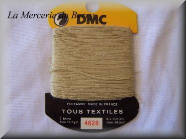 Coton à repriser, beige