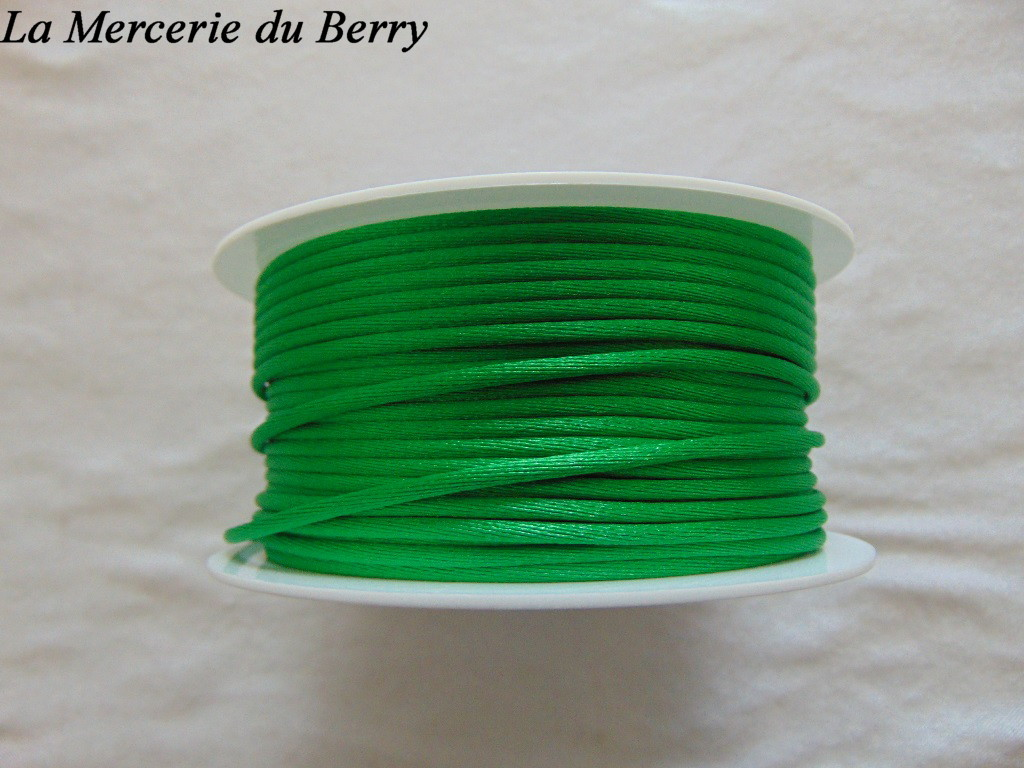 Cordon queue de rat, vert