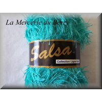 Laine Salsa, vert