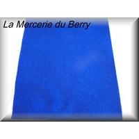Feutrine, bleu roy