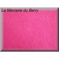 Feutrine, rose pig
