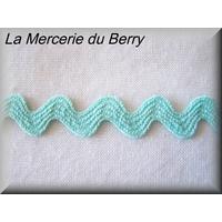 Croquet serpentine, turquoise