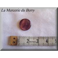 Bouton violet, 12 mm