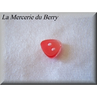 Bouton rouge 14 mm