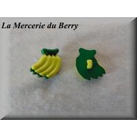 Bouton bananes
