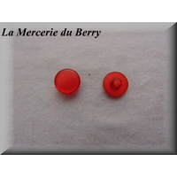 Bouton rouge, 14 mm