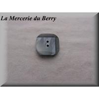 Bouton carré gris