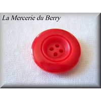 Bouton rouge, 26 mm