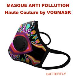 masque antipollution léger vogmask