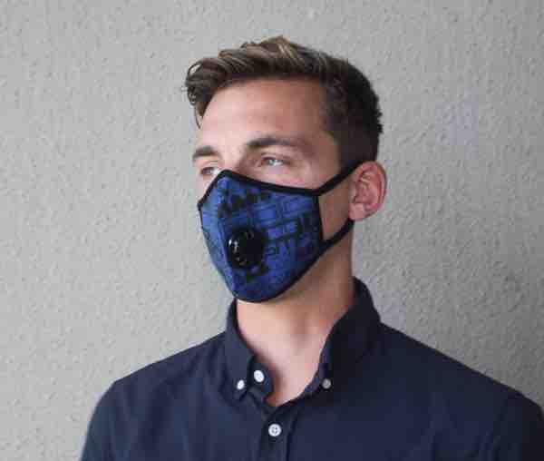masque anti pollution vogmask n99 cv charbon actif large accessoires masque anti pollution. Black Bedroom Furniture Sets. Home Design Ideas
