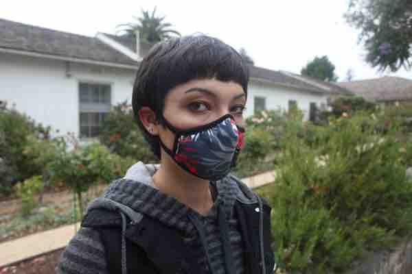 masque protetion polution vogmask venus