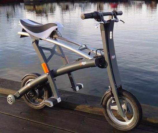 trottinette lectrique stigo autres vehicules scooter. Black Bedroom Furniture Sets. Home Design Ideas
