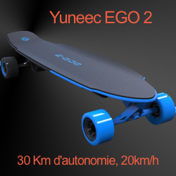 Skate electrique yuneec EGO 2