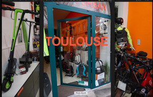 Magasin Mobilityurban toulouse