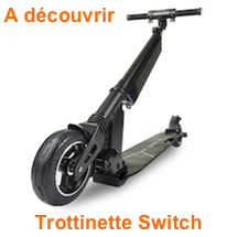 trottinette électrique izirod switch