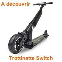 trottinette électrique izirod switch