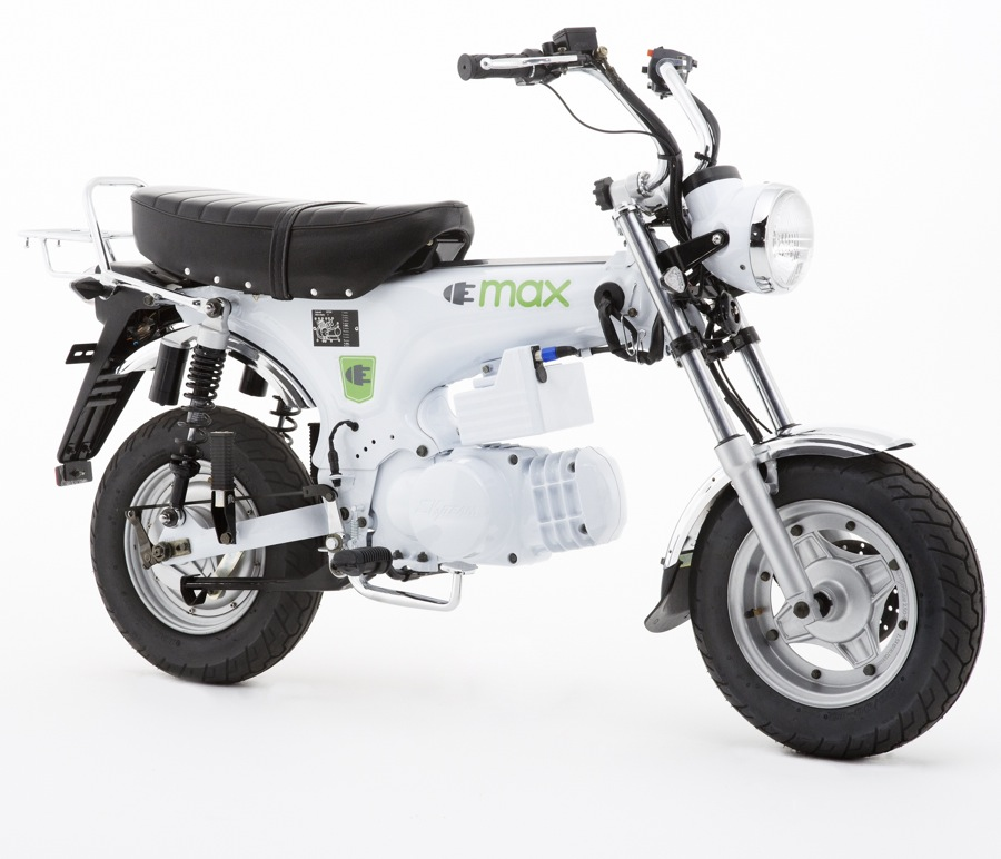 moto dax emax 50cc lectrique autres vehicules scooter electrique mobility urban. Black Bedroom Furniture Sets. Home Design Ideas