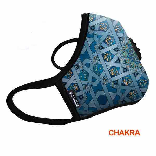 Masque antipolution vogmask france chakra 2