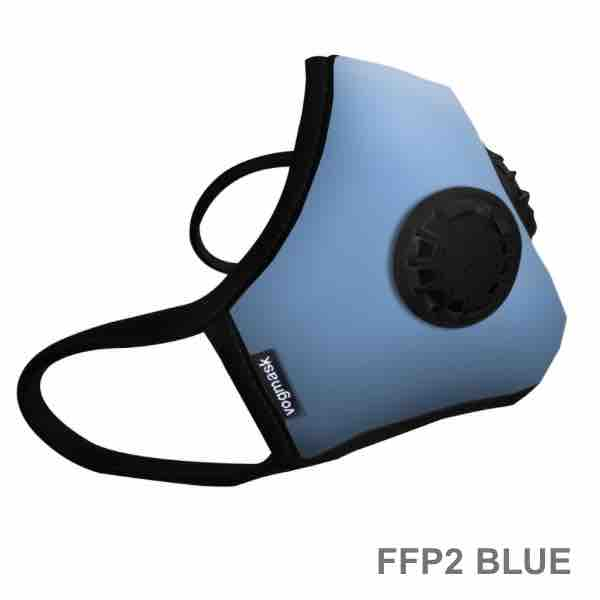 2017 Masque antipolltion vogmask FPP2 BLUE 2