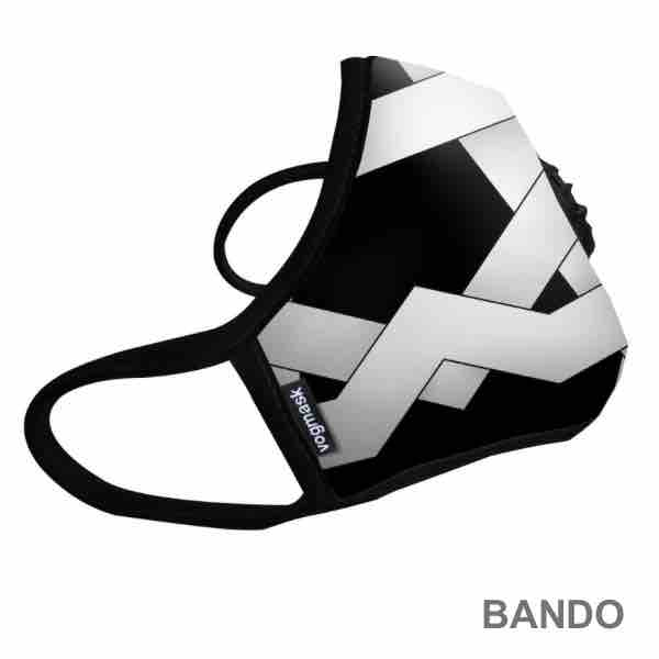 2017 Masque antipolltion vogmask  BANDO 2