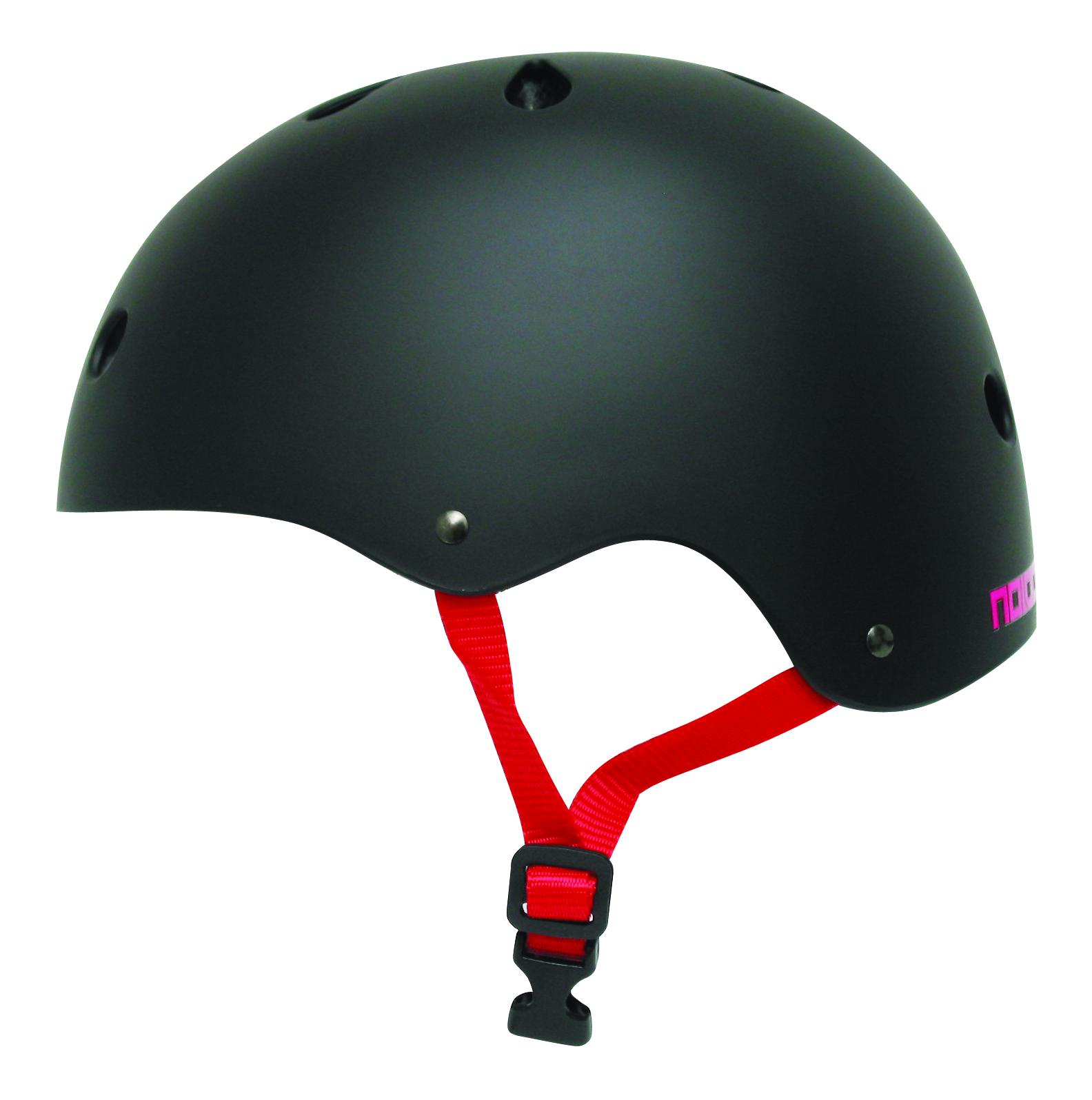 casque noir nolo pour trottinette ou v lo accessoires casques mobility urban. Black Bedroom Furniture Sets. Home Design Ideas
