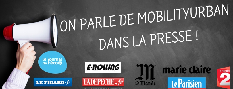 ON PARLE DE MOBILITYURBAN DANS LA PRESS