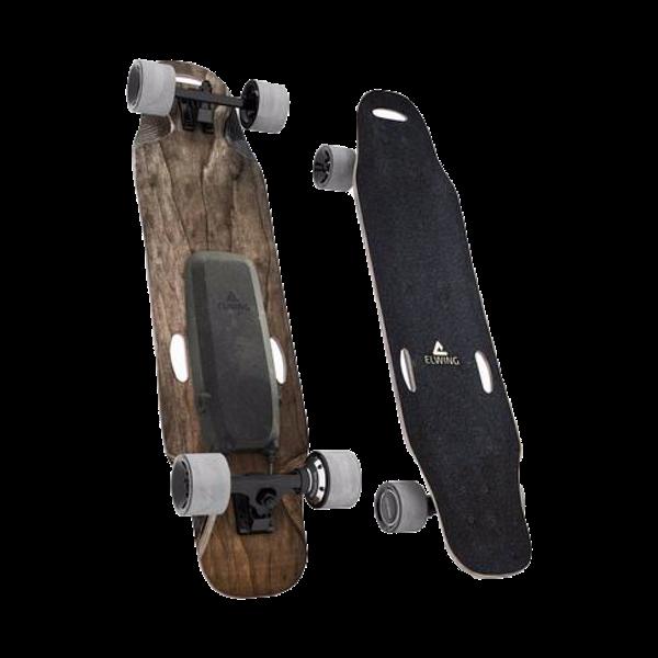 skate electrique elwin longboard HALOKE