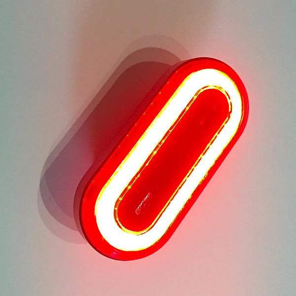 led rouge nomedled usb clip casque