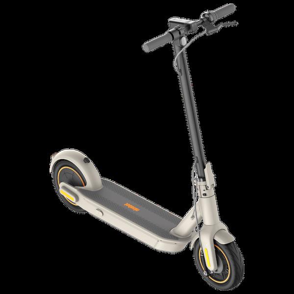 trottinette électrique Ninebot MAX G30 LE balnche