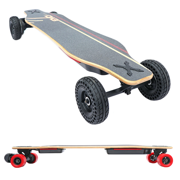 Skate electrique tout-terrain longboard switcher HP
