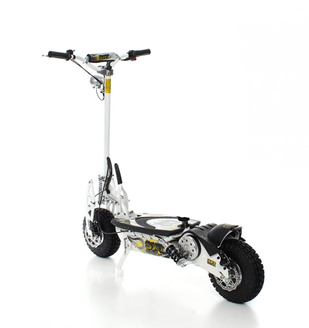trottinette electrique sxt 1000 watts turbo. Black Bedroom Furniture Sets. Home Design Ideas