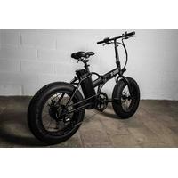 vélo Fat-bike électrique pliant E-BOB