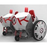 Roller électrique Rocket-skates R8 ACTON