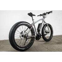 Fat bike electrique E-NORTH
