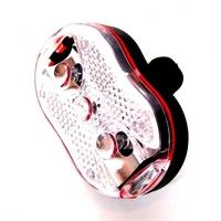 Eclairage LED avant pour Trottinette Electrique