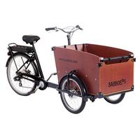 Vélo cargo électrique TRIPORTEUR E-BIG