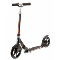 Trottinette Micro Black roues 200 mm