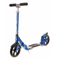 Trottinette Micro Flex Bleu Saphir roues 200 mm