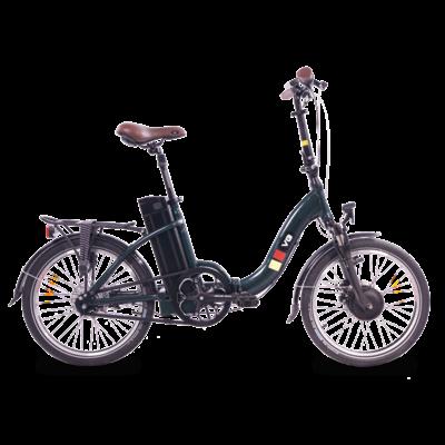 Vélo pliant électrique LAVIL BRITISH de VoltaGreen
