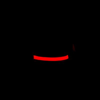 Ceinture led rouge Ltrott de visibilité de nuit