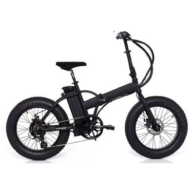 E-bob vélo fatbike électrique 1
