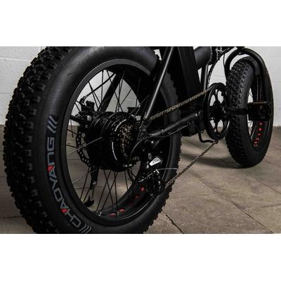 vélo fatbike électrique pliant pret