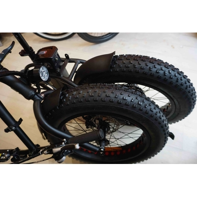 e bob fat bike pliant électrique