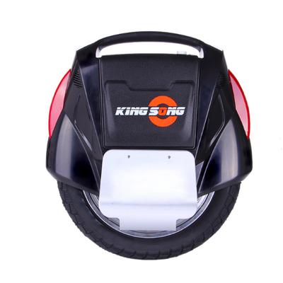 Roue kingsong 14C monocycle electiruqe gyroroue noire et rouge