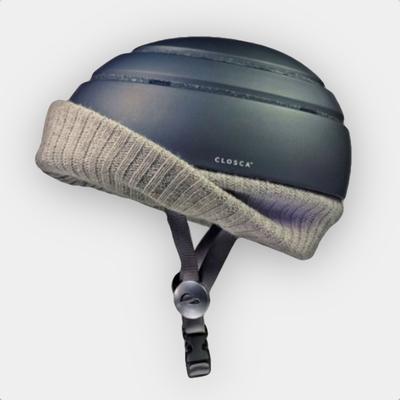 closca fuga casque chaud bonnet cycliste
