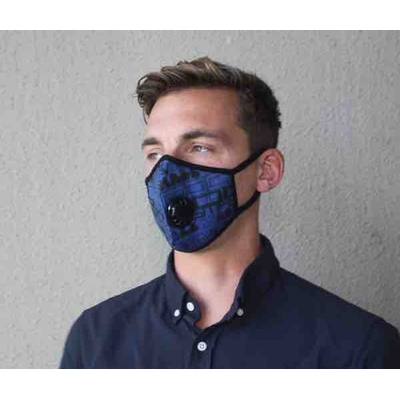 Masque anti-pollution vogmasque cobalt