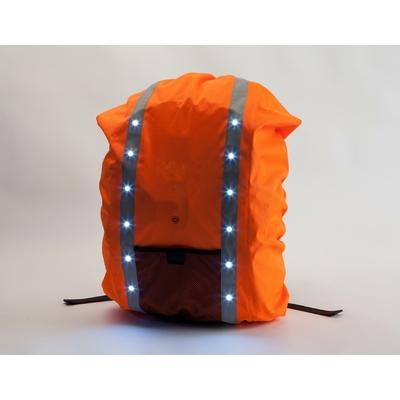 Couvre sac à dos de sécurité avec Leds