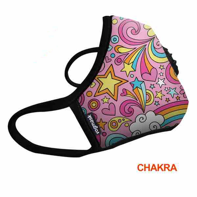 2016 vogmask rainbow masque antipolution